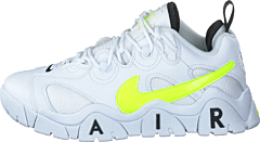Air Barrage Low White/volt-black