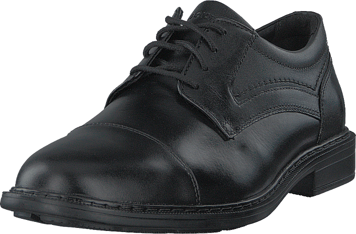 Rockport - Tanner Cap Toe Black