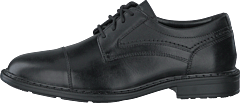 Tanner Cap Toe Black