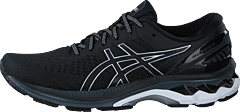 Gel-kayano 27 Black/pure Silver