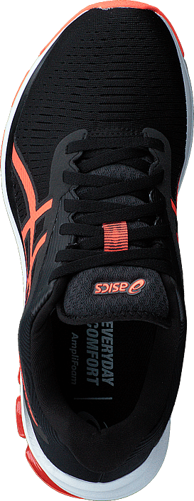 Gel-pulse 12 Black/flash Coral