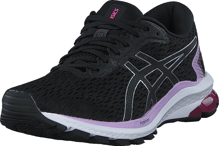Asics - Gt-1000 9 Black/pure Silver