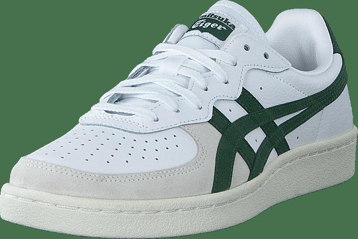 Asics - Gsm White/hunter Green