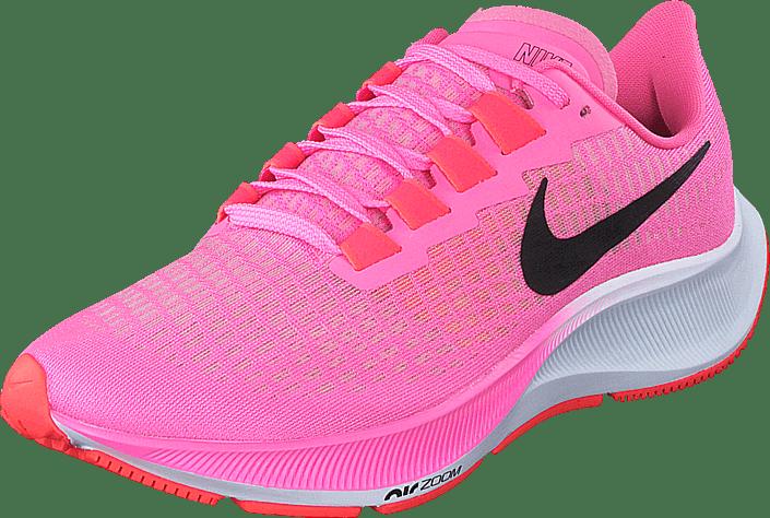 Nike - Wmns Air Zoom Pegasus 37 Pink Glow/black-platinum Viole