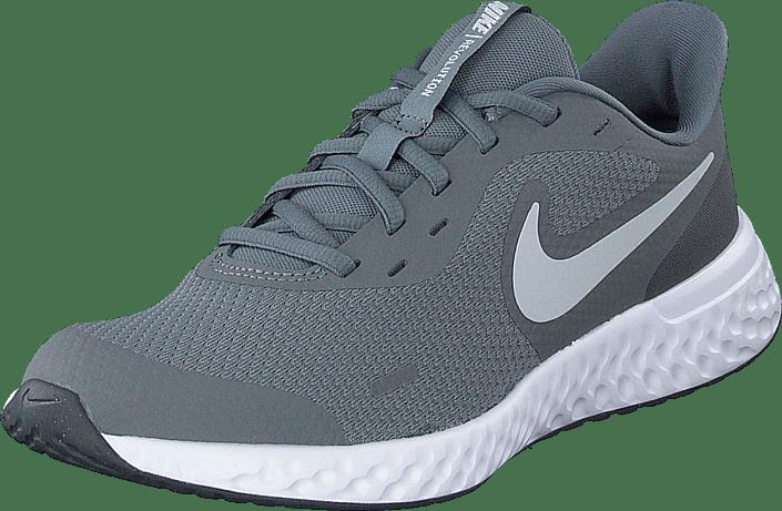 Nike - Revolution 5 (gs) Cool Grey/pure Platinum-dark G