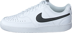 Court Vision Low White/black-white