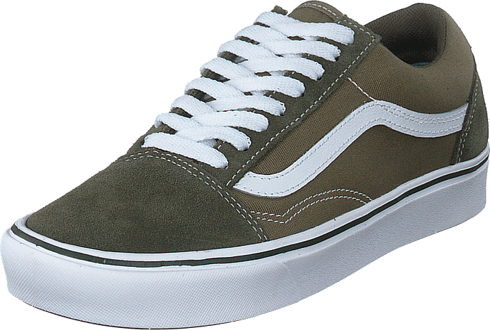 Vans - Ua Comfycush Old Skool Grpld/lzrd
