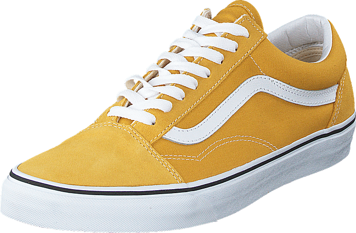 Ua Old Skool Yolk Yellow/true White