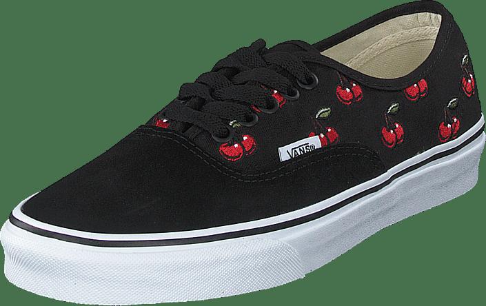 Vans - Ua Authentic (cherries) Black