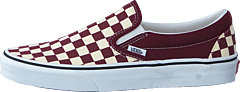 Ua Classic Slip-on (checkerboard) Port Royale/wht