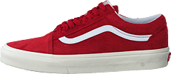 Ua Old Skool Chili Pepper/true White