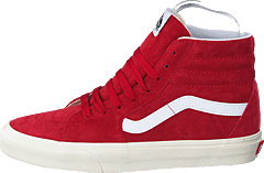 Ua Sk8-hi Chili Pepper/true White