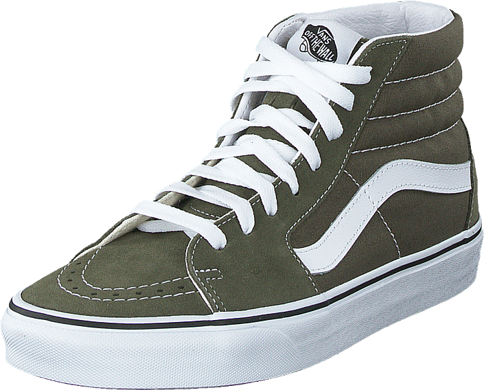 Vans - Ua Sk8-hi Grape Leaf/true White