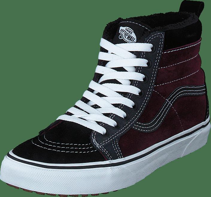 Vans - Ua Sk8-hi Mte (mte) Port Royale/black