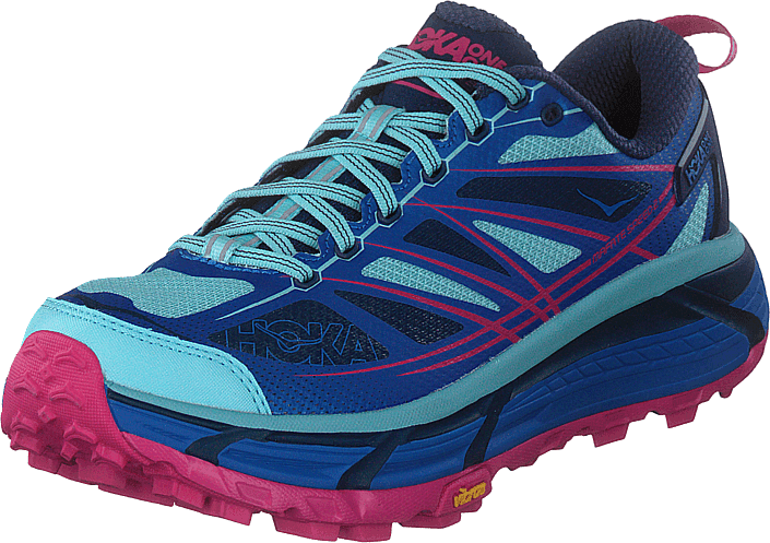 Hoka One One - W Mafate Speed 2 Imperial Blue/antigua Sand