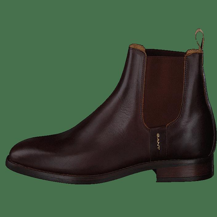 sienna brown Oscar Boots  Gant  Støvler & boots - Sko Til Dame