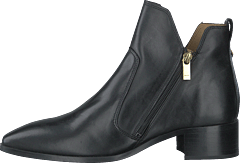 Isla Mid Zip Boot Black