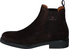 Brookly Chelsea Dark Brown