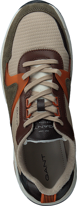 Nicewill Sneaker Dark Olive