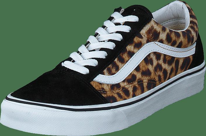 Vans - Ua Old Skool (leopard) Black/truewhite