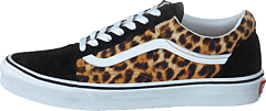 Ua Old Skool (leopard) Black/truewhite