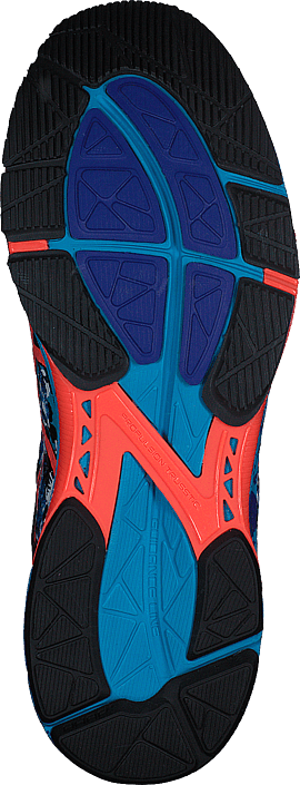 Gel-noosa Tri 11 Island Blue/flash Coral/black