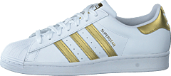 Superstar W Ftwwht/goldmt/ftwwht