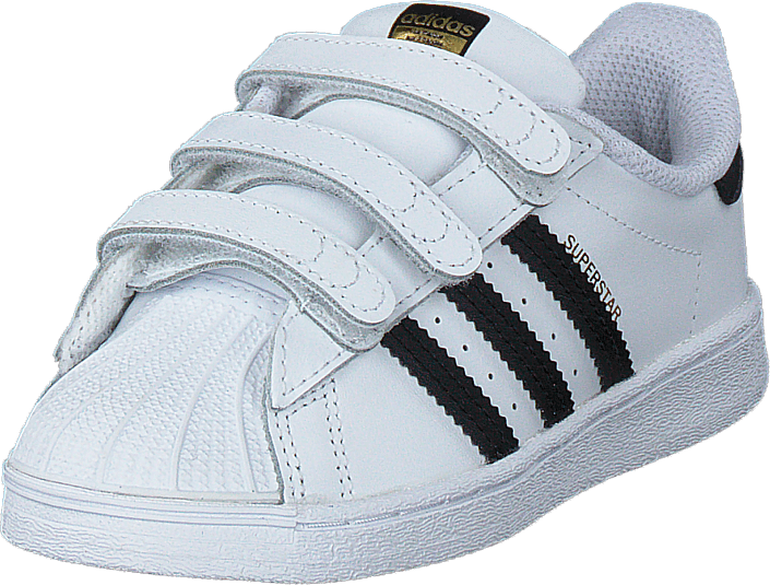 adidas Originals - Superstar Cf I Velcro Ftwr White/core Black/ftwr Whi