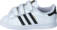 Superstar Cf I Velcro Ftwr White/core Black/ftwr Whi