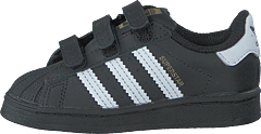Superstar Cf I Velcro Core Black/ftwr White/core Bla