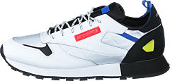Cl Leather Reedux White/black/blubla