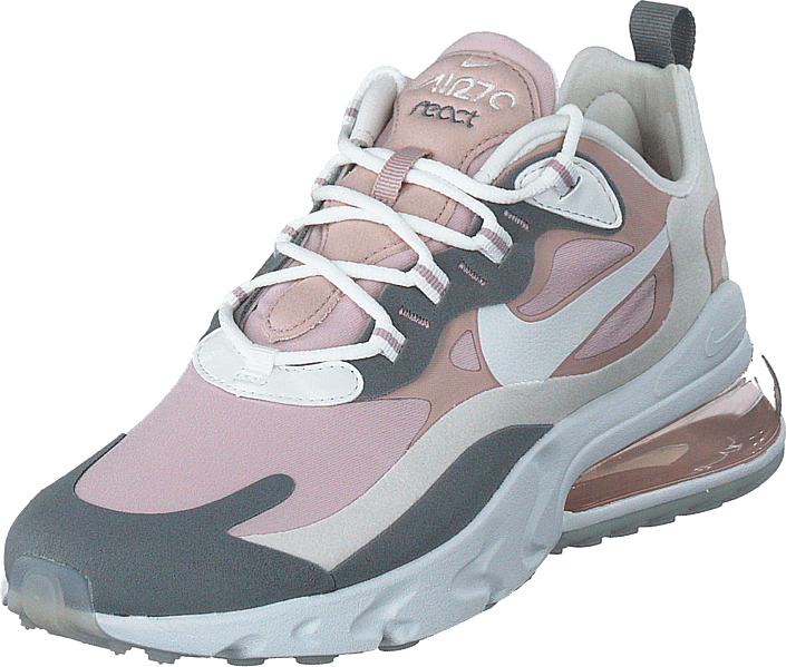 Nike - Wmns Air Max 270 React Plum Chalk/summit White-stone