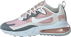 Wmns Air Max 270 React Plum Chalk/summit White-stone
