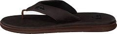 Haleiwa Plus Nubuck Brown/brown/brown