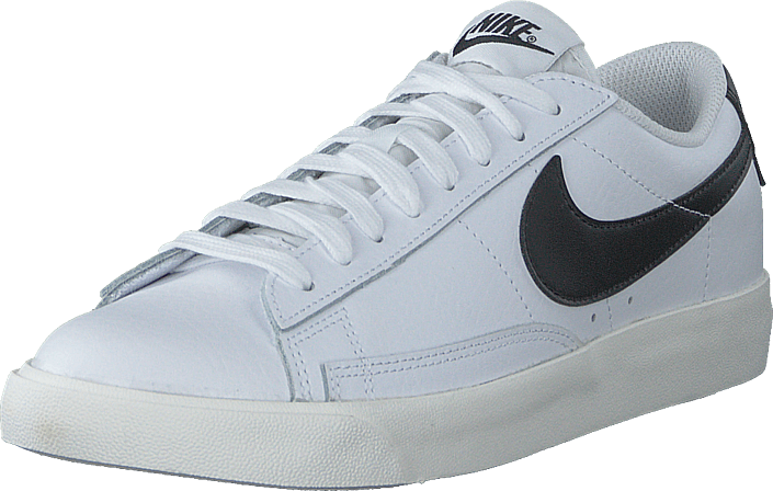Blazer Low Leather White/sail/black
