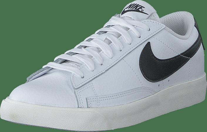 Nike - Blazer Low Leather White/sail/black