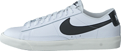 Blazer Low Leather White/sail/black