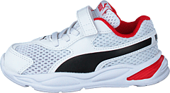 90s Runner Mesh Ac Inf Puma White-puma Black-high Ris