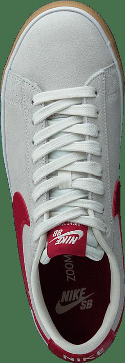 Sbzoomblazerlowgt Sail/white/gum Light Brown/red