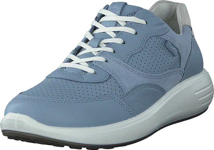 Ecco - Soft 7 Runner W Dusty Blue