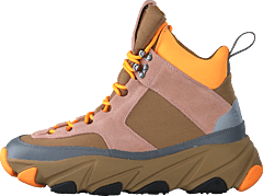 Fire Sneaker Boots Scallop