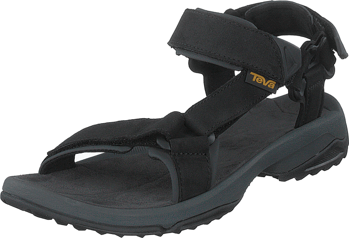 Terra Fi Lite Leather Black