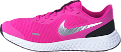 Revolution 5 (gs) Active Fuchsia/metallic Silver