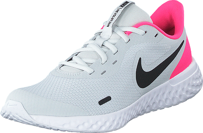 Nike - Revolution 5 Gs Photon Dust/hyper Pink