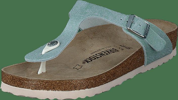 Birkenstock - Gizeh Washed Metallic