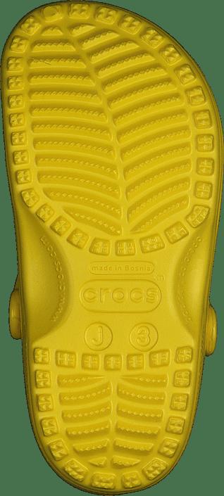 Classic Clog K Lemon