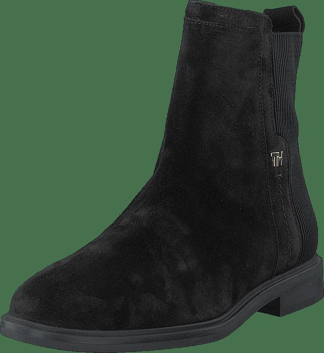 Tommy Hilfiger - Essential Flat Boot Black