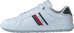 Essential Leather Cupsole White