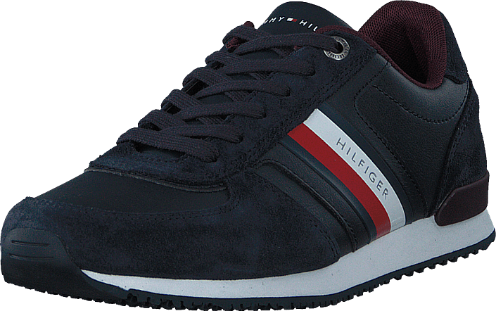 Tommy Hilfiger - Iconic Mix Runner Blue