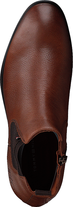 Technical Comfort Leather Chel Brown